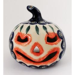 Dynia ceramiczna -lampion