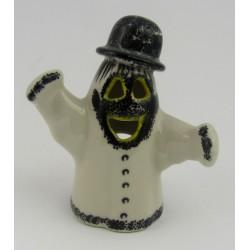 Duch ceramiczny -lampion
